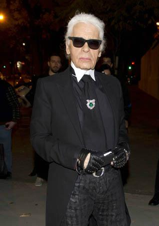 Karl Lagerfeld Chanel Metier dArt