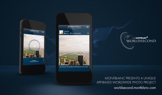 Montblanc Worldsecond 1