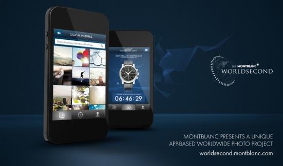Montblanc Worldsecond 2